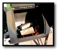 A Pitsmoker Fire Has to Burn Clean, Otherwise Your Smoked Meats Will Taste of Creosote