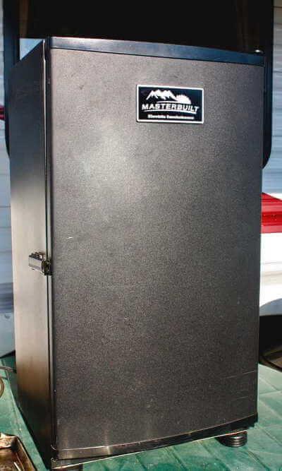 A Masterbuilt 30 Inch Electric Smoker