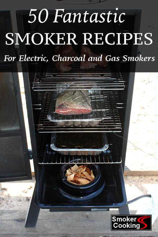 50 Fantastic Smoker Recipes for Electric, Charcoal and Gas Meat Smokers