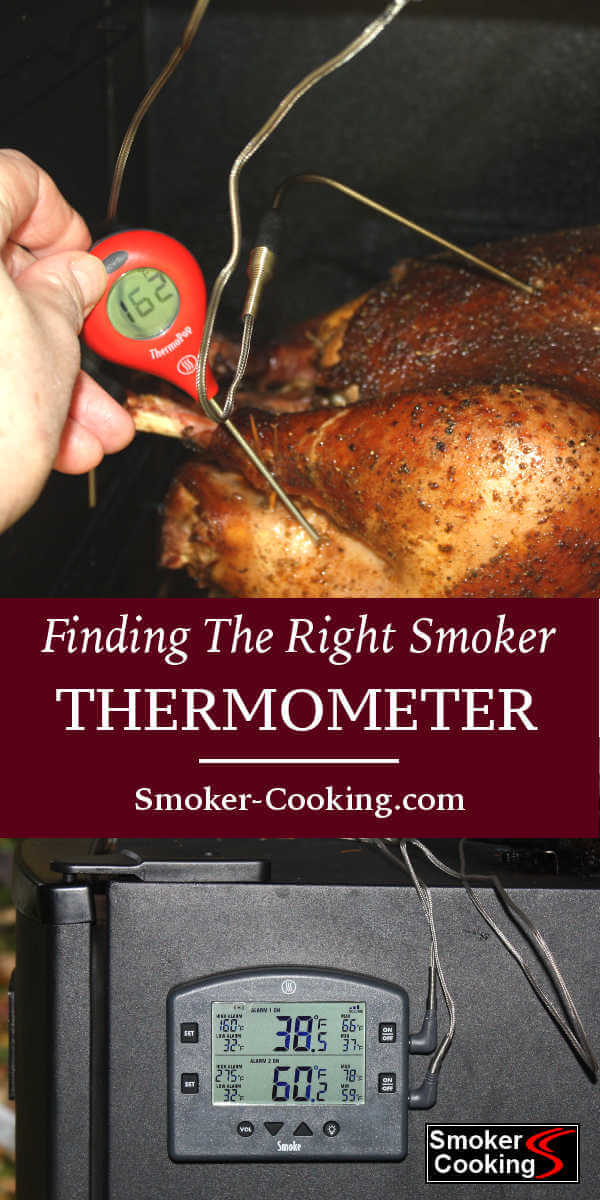 A quality smoker thermometer is a must-have tool for smoking foods to their perfect done temperature. Learn the ins and outs of choosing a great thermometer