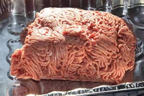 Ground Beef, 80-85% Lean