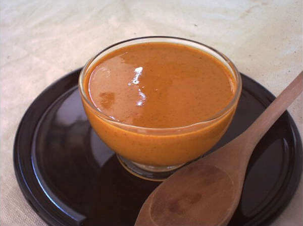 Beautiful Golden Mustard Barbecue Sauce Is Worth Trying