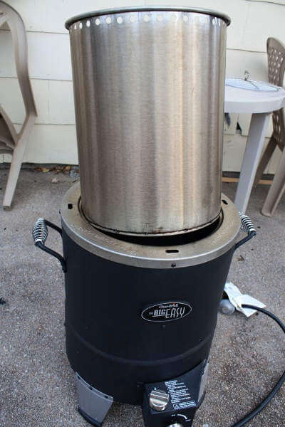 Big Easy Infrared Turkey Fryer Radiant Metal Liner