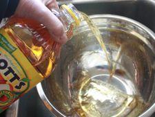 Making Apple Juice Brine For a Smoke Turkey