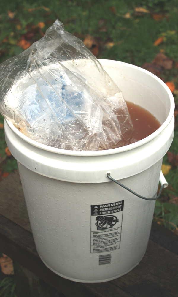 Brining In a 5 Gallon Bucket