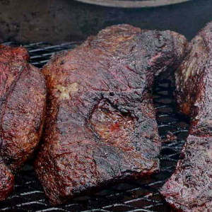 When Smoking Briskets, Shoot For a Final Temperature of 203°F For Maximum Tenderness