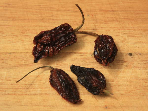 Dried Chipotle Chili Peppers Are a Chili Powder Ingredient
