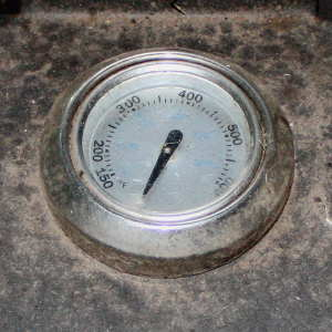 You Can Install or Replace a Grill Thermometer