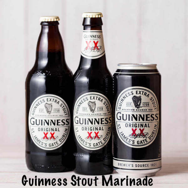 Guinness Stout For The Brisket Marinade