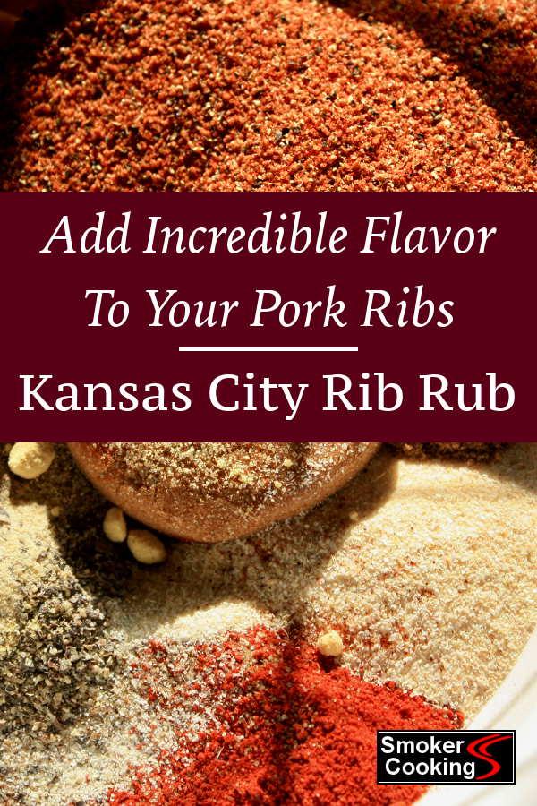 Use This Kansas City Rib Rub Recipe On Spare Ribs and Baby Backs
