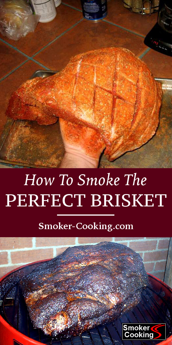 Learn How To Smoke a Brisket That's Tender and Juicy. Absorb The Method and You'll Smoke a Great Brisket!