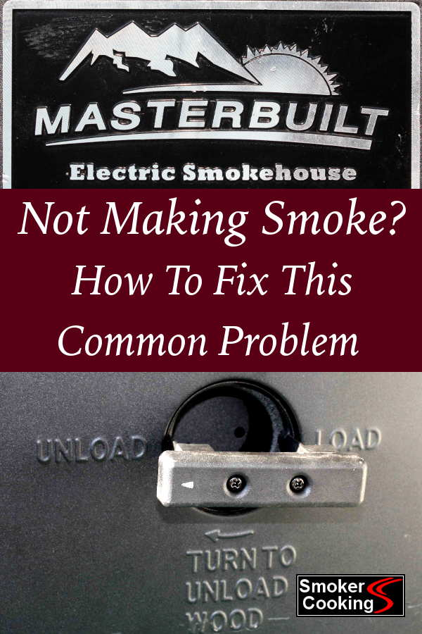 Masterbuilt Smoker Not Making Smoke, And How To Fix The Problem