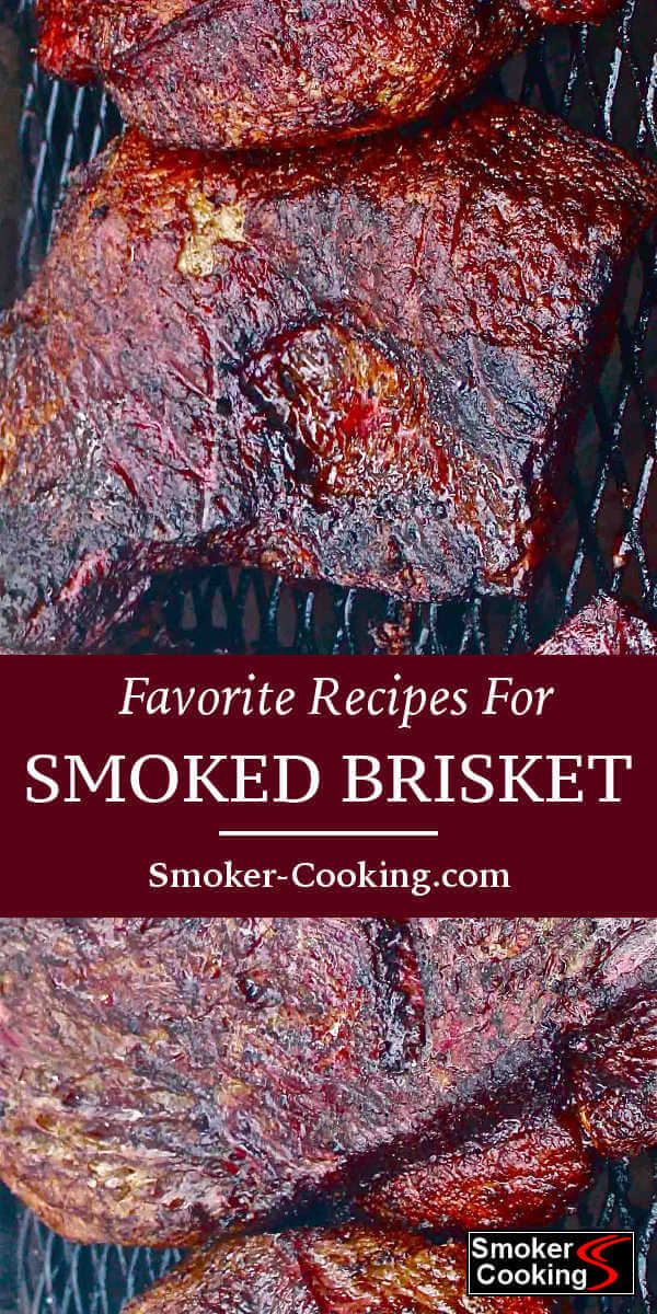 From all the smoked brisket recipes found here, I'm sure you'll find one that you'll enjoy trying. Whether you smoke a whole brisket or a trimmed brisket flat, you'll surely love it!