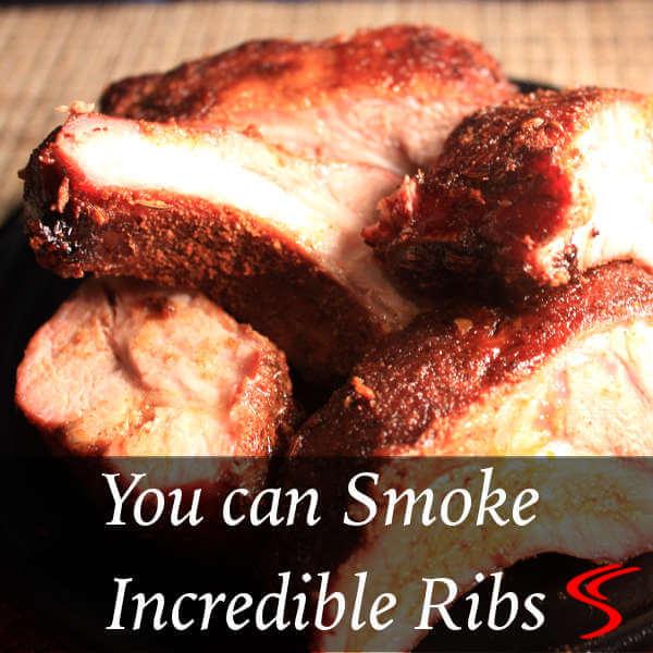 Learn How to Smoke Incredible Tasting Pork Ribs at Smoker Cooking.