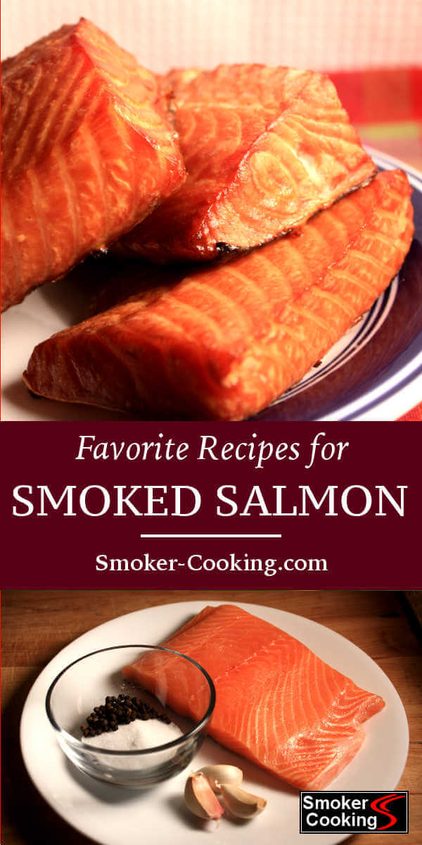These smoked salmon recipes utilize hot smoking, cold smoking, dry brining and wet brining techniques. The Seattle smoked salmon is awesome!