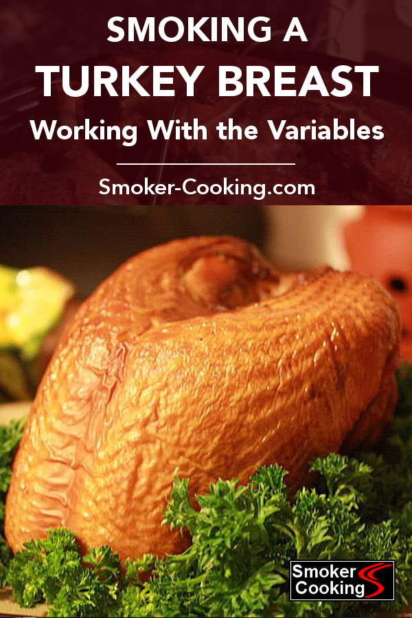 Smoked Turkey Breast Plated On a Bright Green Bed of Parsley