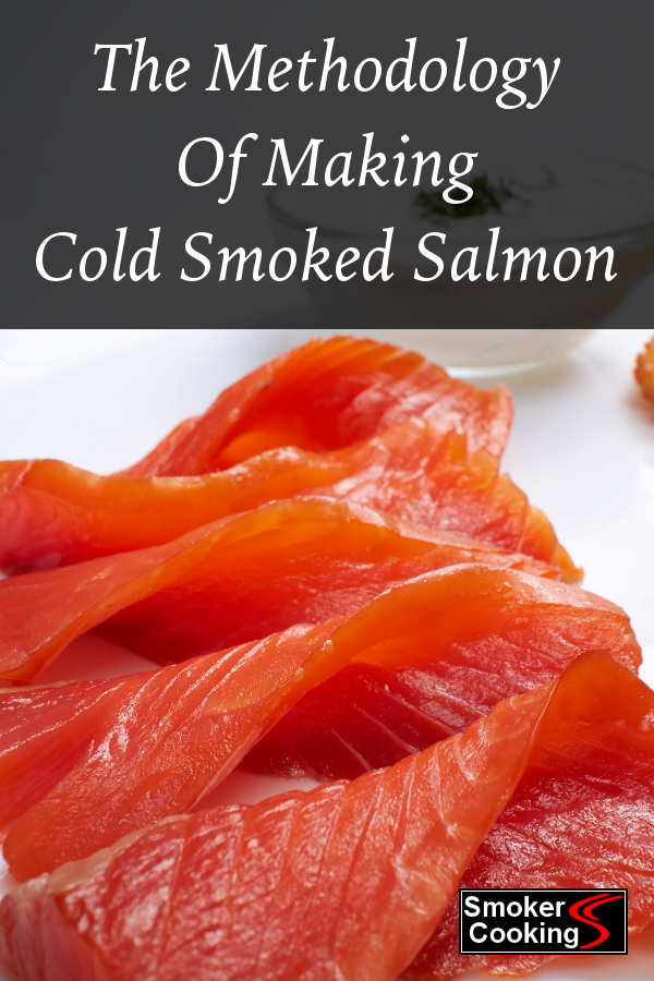 Make High Quality Salmon by Cold Smoking, at Home