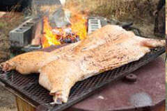 Smoked Pork Recipes - Whole Hog Ready For the Pit