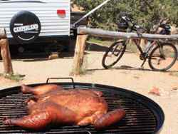 RV Recipes for Smoked Chicken