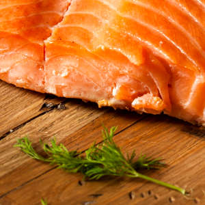 Salmon Smoked at Temperatures Above 160°F Is Considered To Be Hot Smoked