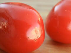 Fresh Roma Tomatoes, Great for Smoking!