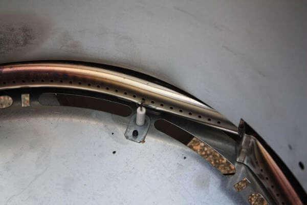 Char Broil Big Easy Propane Burner Spark Ignitor