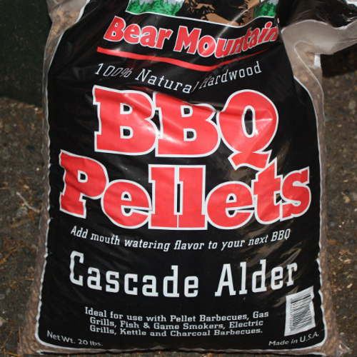 Bear Mountain Cascade Alder Pellets Add Mild Flavor to Salmon and Poultry