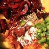 Cherry Mango Salsa Ingredient In Bowl
